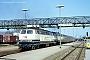 """MaK 2000101 - DB """"218 289-7"""" 01.04.1990 - RavensburgStefan Motz"""