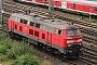 "MaK 2000104 - DB Regio ""218 292-1"" 22.10.2005 - Kiel, HauptbahnhofTomke Scheel"