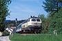 """MaK 2000109 - DB AG """"218 297-0"""" 29.05.1996 - FreudenstadtIngmar Weidig"""