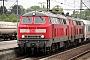 "MaK 2000111 - DB Fernverkehr ""218 389-5"" 16.05.2015 - ItzehoeDr. Günther Barths"