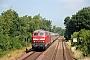"""MaK 2000111 - DB Fernverkehr """"218 389-5"""" 20.06.2018 - WeddingstedtPeter Wegner"""