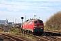 "MaK 2000111 - DB Fernverkehr ""218 389-5"" 14.10.2018 - Westerland (Sylt)Peter Wegner"