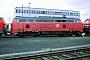 """MaK 2000112 - DB Regio """"218 390-3"""" 23.04.2000 - Ludwigshafen, BahnbetriebswerkErnst Lauer"""