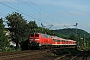"MaK 2000114 - DB Regio ""218 392-9"" 13.08.2007 - NeckarsulmPatrick Heine"