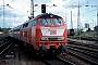 """MaK 2000114 - DB Regio """"218 392-9"""" 21.08.2001 - Mannheim, HauptbahnhofErnst Lauer"""