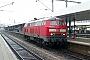 """MaK 2000115 - DB Regio """"218 393-7"""" 20.10.2003 - Mannheim, HauptbahnhofErnst Lauer"""