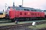 """MaK 2000115 - DB Regio """"218 393-7"""" 23.04.2000 - Ludwigshafen, BahnbetriebswerkErnst Lauer"""