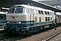 """MaK 2000116 - DB Regio """"218 394-5"""" 06.08.2002 - Heidelberg, HauptbahnhofErnst Lauer"""
