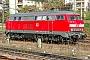 """MaK 2000116 - DB Regio """"218 394-5"""" 14.10.2002 - Heidelberg, HauptbahnhofErnst Lauer"""