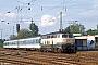 "MaK 2000116 - DB AG ""218 394-5"" 20.05.1996 - Schifferstadt, BahnhofIngmar Weidig"
