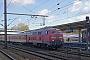 """MaK 2000116 - DB Fernverkehr """"218 831-6"""" 08.11.2015 - Berlin-LichtenbergWerner Schwan"""