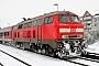 """MaK 2000118 - DB Regio """"218 396-0"""" 08.12.2012 - Bad SäckingenWilhelm Brüggemann"""