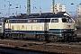 """MaK 2000119 - DB Regio """"218 397-8"""" 27.01.2000 - Basel, Badischer BahnhofDietrich Bothe"""