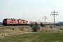 "MaK 2000121 - DB Regio ""218 490-1"" 16.04.2006 - Morsum (Sylt)Nahne Johannsen"