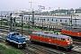 "MaK 2000121 - DB Regio ""218 490-1"" 27.05.2001 - Kiel, HauptbahnhofTomke Scheel"