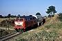 "MaK 2000122 - DB AG ""218 491-9"" 10.08.1997 - PassadeTomke Scheel"