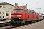 "MaK 2000122 - DB Regio ""218 491-9"" 25.02.2012 - Lindau, HauptbahnhofHarald Belz"