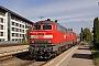 """MaK 2000122 - DB Regio """"218 491-9"""" 21.09.2013 - Friedrichshafen, Bahnhof StadtWerner Schwan"""
