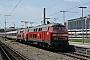 """MaK 2000122 - DB Regio """"218 491-9"""" 27.05.2018 - Stuttgart, HauptbahnhofWerner Schwan"""