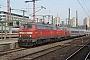 """MaK 2000122 - DB Regio """"218 491-9"""" 25.01.2020 - Stuttgart, HauptbahnhofWerner Schwan"""
