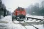 "MaK 2000123 - DB Regio ""218 492-7"" 05.02.2001 - BargteheideChristian Protze"