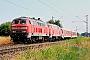 "MaK 2000123 - DB Regio ""218 492-7"" 10.07.2013 - DieburgKurt Sattig"
