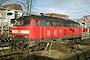 """MaK 2000124 - DB Regio """"218 493-5"""" 20.12.2004 - KielJochen Voigt"""