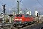 """MaK 2000125 - DB Regio """"218 494-3"""" 23.12.2016 - Stuttgart, HauptbahnhofWerner Schwan"""