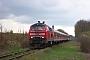 MaK 2000126 - DB Regio 18.04.2008 - Bad KleinenPeter Wegner