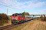 """MaK 2000126 - DB Regio """"218 495-0"""" 21.10.2007 - Rostock, OstkreuzPeter Wegner"""