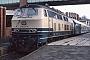 """MaK 2000128 - DB """"218 497-6"""" 21.03.1989 - AhrensburgGunnar Meisner"""