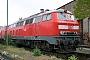 """MaK 2000128 - DB Regio """"218 497-6"""" 17.05.2007 - Darmstadt, BahnbetriebswerkErnst Lauer"""