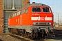 "MaK 2000128 - DB Regio ""218 497-6"" 19.02.2003 - Darmstadt, BahnbetriebswerkAlexander Leroy"