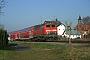 """MaK 2000128 - DB Regio """"218 497-6"""" 29.12.2008 - StockheimKonstantin Koch"""