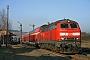 """MaK 2000128 - DB Regio """"218 497-6"""" 29.12.2009 - StockheimKonstantin Koch"""