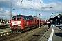 "MaK 2000128 - DB Regio ""218 497-6"" 07.12.2001 - Worms, HauptbahnhofJulius Kaiser"