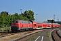 "MaK 2000128 - DB Regio ""218 497-6"" 01.07.2018 - LindauWerner Schwan"