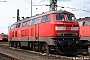 """MaK 2000129 - DB Regio """"218 498-4"""" 21.03.2007 - Frankfurt (Main), BahnbetriebswerkMartin Rese"""