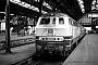 """MaK 2000129 - DB """"218 498-4"""" 03.07.1979 - Lübeck, HauptbahnhofStefan Motz"""