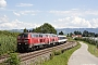 """MaK 2000129 - DB Regio """"218 498-4"""" 28.07.2016 - Lindau-SchönauMartin Welzel"""