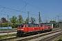 """MaK 2000129 - DB Regio """"218 498-4"""" 21.04.2018 - Lindau HbfWerner Schwan"""
