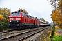 """MaK 2000129 - DB Regio """"218 498-4"""" 10.11.2018 - Lindau, HeckenwegJens Vollertsen"""