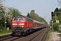 """MaK 2000130 - DB AG """"218 499-2"""" 07.05.2006 - KupfermühleGunnar Meisner"""