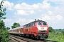 """MaK 2000130 - DB Regio """"218 499-2"""" 21.05.2002 - RümpelStefan Motz"""