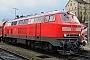 "MaK 2000130 - DB Regio ""218 499-2"" 24.01.2012 - Lindau, HauptbahnhofKurt Sattig"