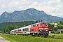 """MaK 2000130 - DB Regio """"218 499-2"""" 12.06.2015 - Sonthofen-AltstädtenHeinrich Hölscher"""