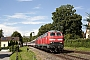 "MaK 2000130 - DB Regio ""218 499-2"" 28.07.2016 - Lindau-AeschachMartin Welzel"