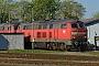 "MaK 2000130 - DB Regio ""218 499-2"" 21.04.2018 - LindauWerner Schwan"