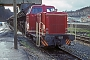 """MaK 220018 - HzL """"V 25"""" 10.04.1985 - Haigerloch-StettenIngmar Weidig"""