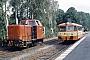 """MaK 220022 - AKN """"V 2.009"""" 17.09.1990 - BarmstedtTomke Scheel"""